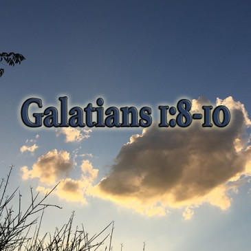 Justification by Faith Part Two