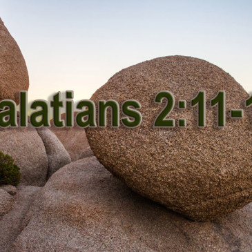 Justification by Faith Part Seven