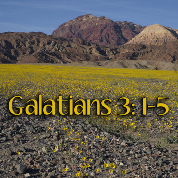 Justification by Faith Part Nine