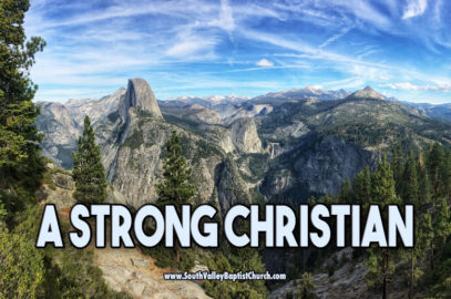 A Strong Christian